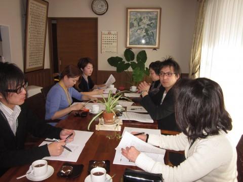 平成24年度第6回運営推進会議を開催しました