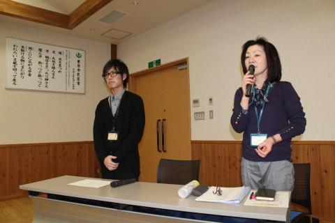 栗駒・鶯沢地区ケマネージャー連絡会に参加しました。